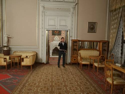 Photo. The Palace interior.Azat Galimov